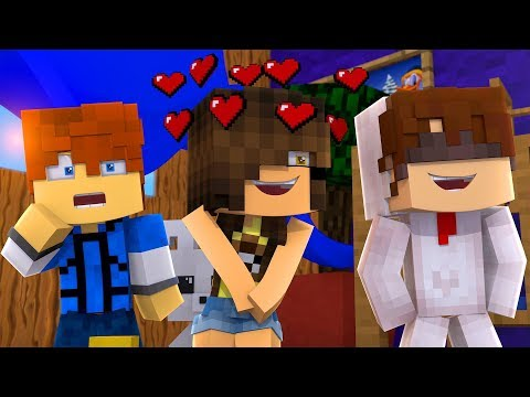 Minecraft Daycare -  GOLDY FALLS IN LOVE !? (Minecraft Roleplay)