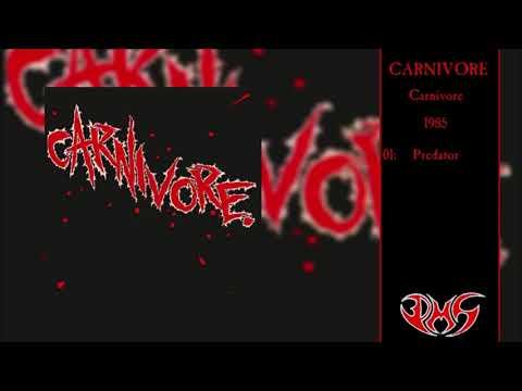 CARNIVOR̲E̲ Carnivor̲e̲ (Full Album) 4K/UHD
