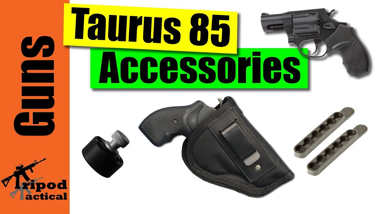 Top Taurus 85 Carry Accessories - 38 Special &  357 Revolver Accessories -  Ruger SP101, S&W 642