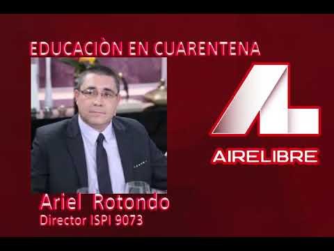 24-04-2020 > El diario despertar (Gabriel Alvarez y Pablo Marinelli, FM Aire Libre, Acebal, Santa Fe, Argentina)
