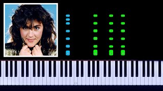 Laura Branigan - Gloria Piano Tututorial