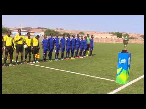 SEJS/Djibouti /Finale de la super-coupe de Djibouti à Tadjourah la ville blanche