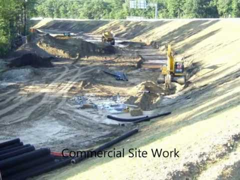 Merrill and Son Excavating and Site Work or over 60 Years