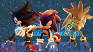 Sonic The Hedgehog 2006 His World Instrumental FULL MIX (INTENSE HIGH QUALITY)