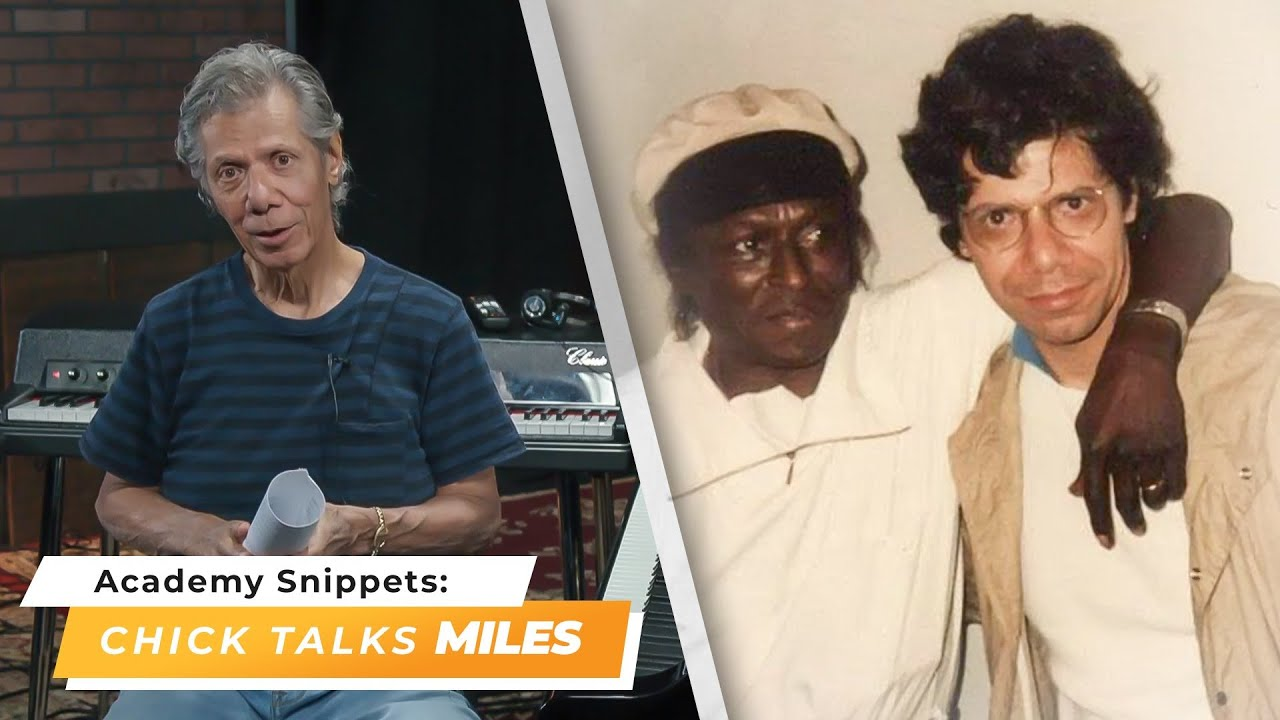 Chick Corea on the leadership of Miles Davis