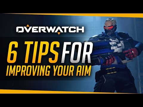 Overwatch | Top 6 Tips To Improve Your Aim (PC)