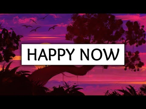 Zedd  Happy Now Lyrics ft Elley Duhé
