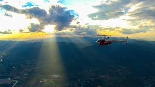 EPIC NIGHT JUMPS, HOT AIR BALLOONS, AND JUMPING OUT OF HELICOPTERS - PART 2