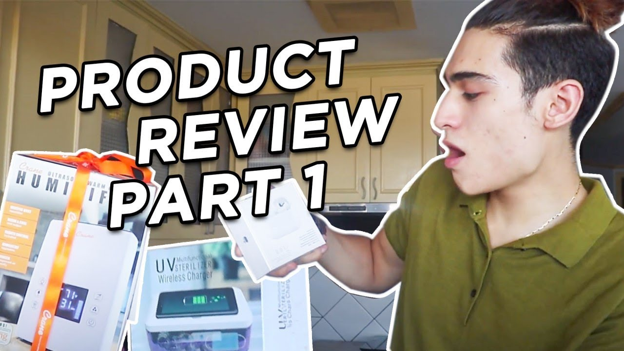 PRODUCT REVIEW 1 | AIRPODS, HUMIDIFIER AND MORE!