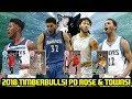PINK DIAMOND ROSE & KAT! 2018 TIMBERWOLVES! NBA 2K18 MYTEAM GAMEPLAY