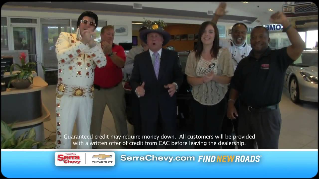 Awesome Serra Chevrolet August Commercials: Itu0027s A Party At Serra Chevrolet!    YouTube
