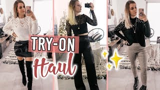 TRY ON HAUL HIVER ❄️ZAFUL, MISSGUIDED, BOOHOO, H&M...