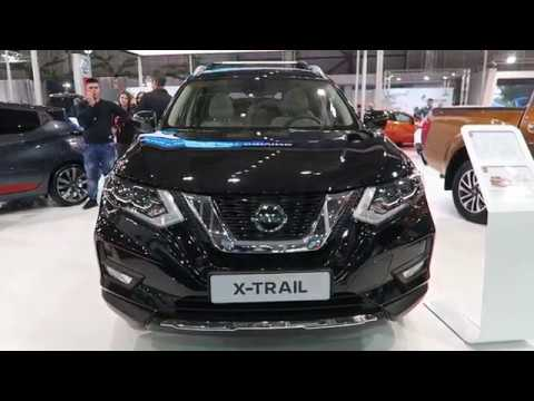 NEW 2019 Nissan X-Trail - Exterior and Interior thumbnail