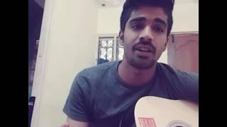Munjaane manjalli........Wonderfull melody by Raghu Dixit .....A small attempt by me.......