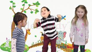 Five Little Monkey Jumping on the Bed Nursery Rhymes