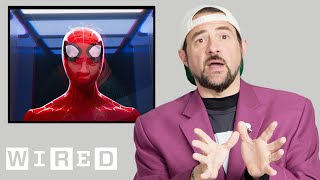 Every Spider-Man in Film & TV Explained By Kevin Smith | WIRED