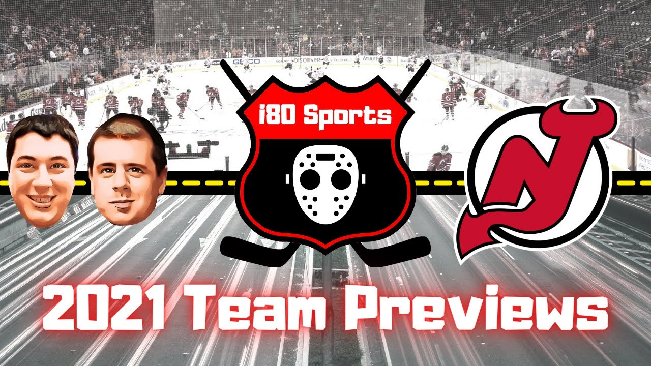NHL - New Jersey Devils 2021/2022 Team Preview