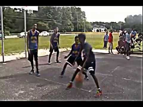 Streetball: Newtonville VS Pine Hill Tournament