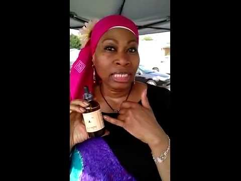 Natural Herbalist gives her account of Supreme Being: Precious Mineral Tonic