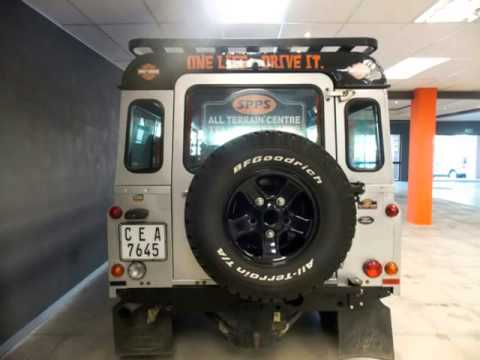 2007 LAND ROVER DEFENDER TD5 110 CSW Auto For Sale On Auto Trader South  Africa