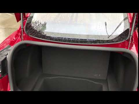 Water dripping into the trunk from the rear glass? | Tesla Motors Club