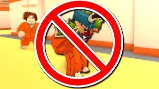 HOW TO NEVER GET ARRESTED IN ROBLOX JAILBREAK!!