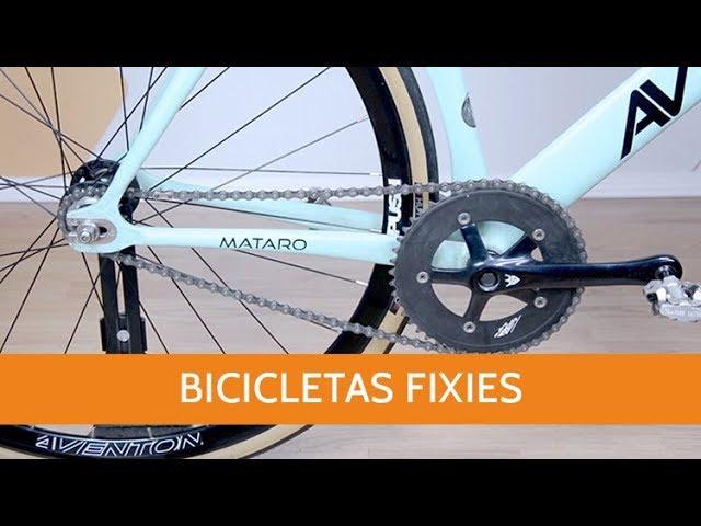 Bicicletas Fixies