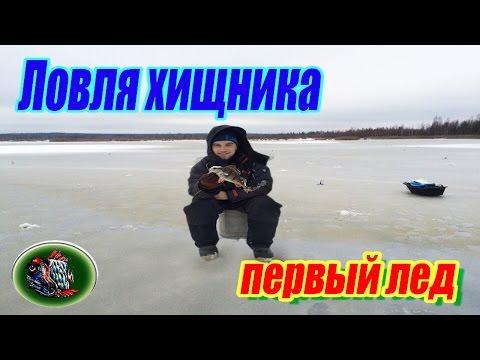 Рыбалка на жерлицы в Орехово Зуевском районе