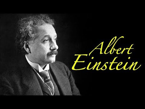 Some Pearls of Wisdom from the Sea That was Known as Albert Einstein