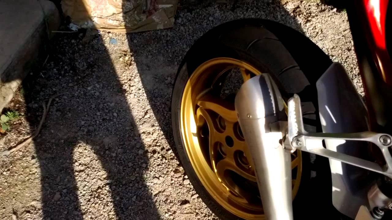 Cb1000r hp corse+no kat arrow