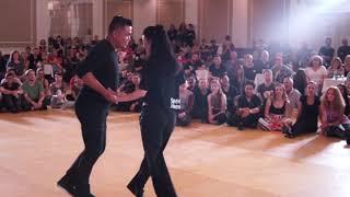 West Coast Swing Dance | Arjay Centeno + Susan Kirklin| Champions Strictly - Summer Hummer 2019