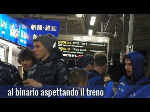 Grand Champions Cup - L'Italia in viaggio da Kyoto a Tokyo