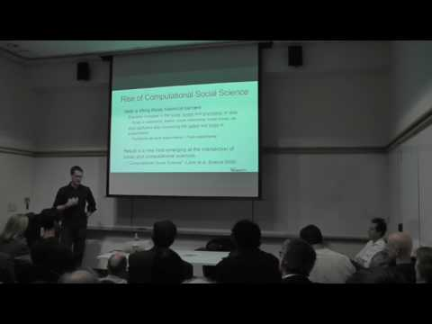 Duncan Watts - Computational Social Science: Exciting Progress and Future Challenges