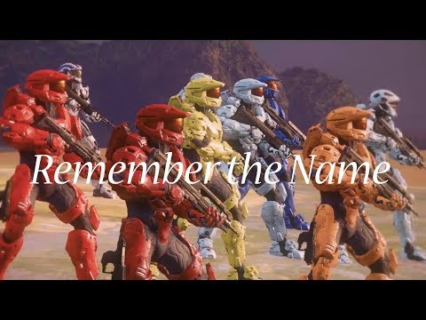 Red vs  Blue (Remember the Name)