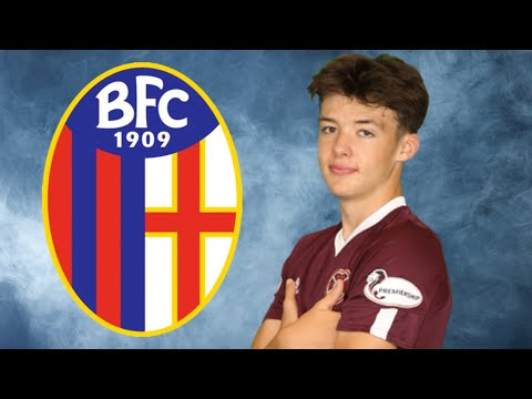 Aaron Hickey ● Welcome to Bologna ● 2020