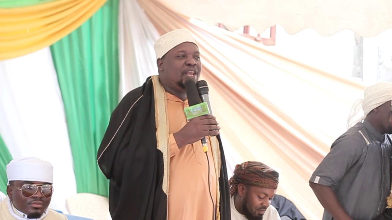 Download Sheikh Anuary Abdallah Jongo kisa cha nabii Nuhu {Udhaifu wa mwana adamu pindi umkutapo mitihani}