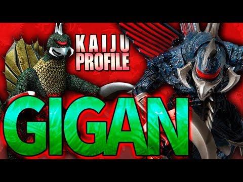 Gigan KAIJU PROFILE