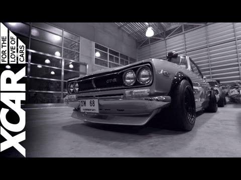Classic car garage, @Speed Garage, Thailand - XCAR