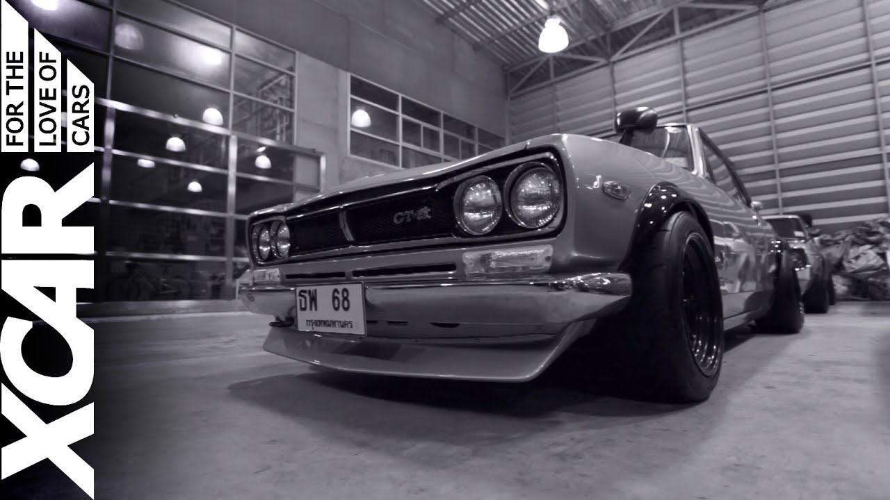 Classic Car Garage Speed Garage Thailand Xcar Youtube