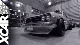 Classic car garage, @Speed Garage, Thailand - XCAR