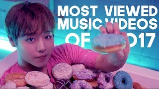 «TOP 25» MOST VIEWED KPOP GROUPS MUSIC VIDEOS OF 2017 (October Week 1)