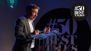 Joan Roca on why cooking is caring at #50BestTalks