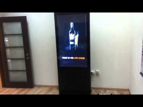 SHOW OFF YOUR BUSINESS ANYWHERE HD ADVERTISING SCREEN BY DELTA SIGNS