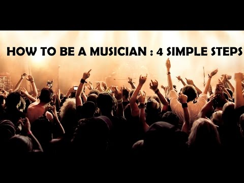 4 SIMPLE Steps to Becoming a SUCCESSFUL Recording Artist | Music Industry Tips
