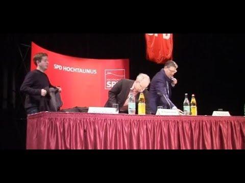 """SPD-Mitgliederentscheid: """"Es ist eine Katastrophe, was da abgeht!"""""""