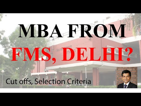 All about FMS | Cut offs, Selection Criteria, Cost, ROI and Placements