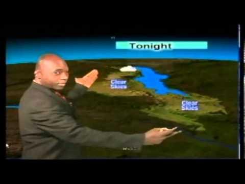 Yobu Kachiwanda with Typical April Malawi Weather, April 2013