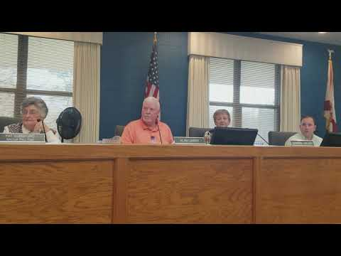 Milton City Council discusses term limits for Mayor and council members