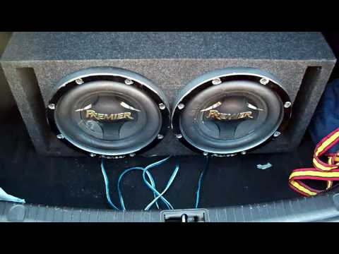 sony 15 inch subwoofer two 12 subs on 20 000 watts doovi