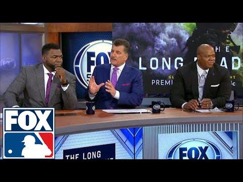 FOX MLB crew breaks down Tanaka's special performance in Game 5   2017 MLB Playoffs   FOX MLB